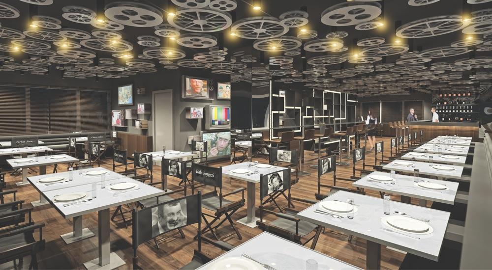 La Bobine, TURVAK Cinema Museum Restaurant