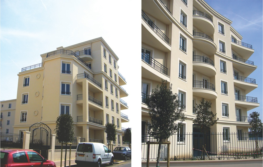 Residential Building Le Bourget