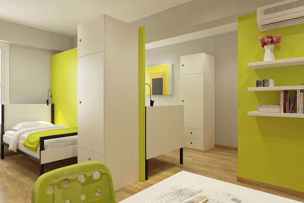 Uniyurt Student Housing
