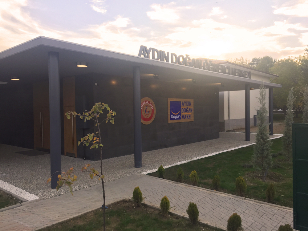AYDIN DOGAN STUDENT CENTER