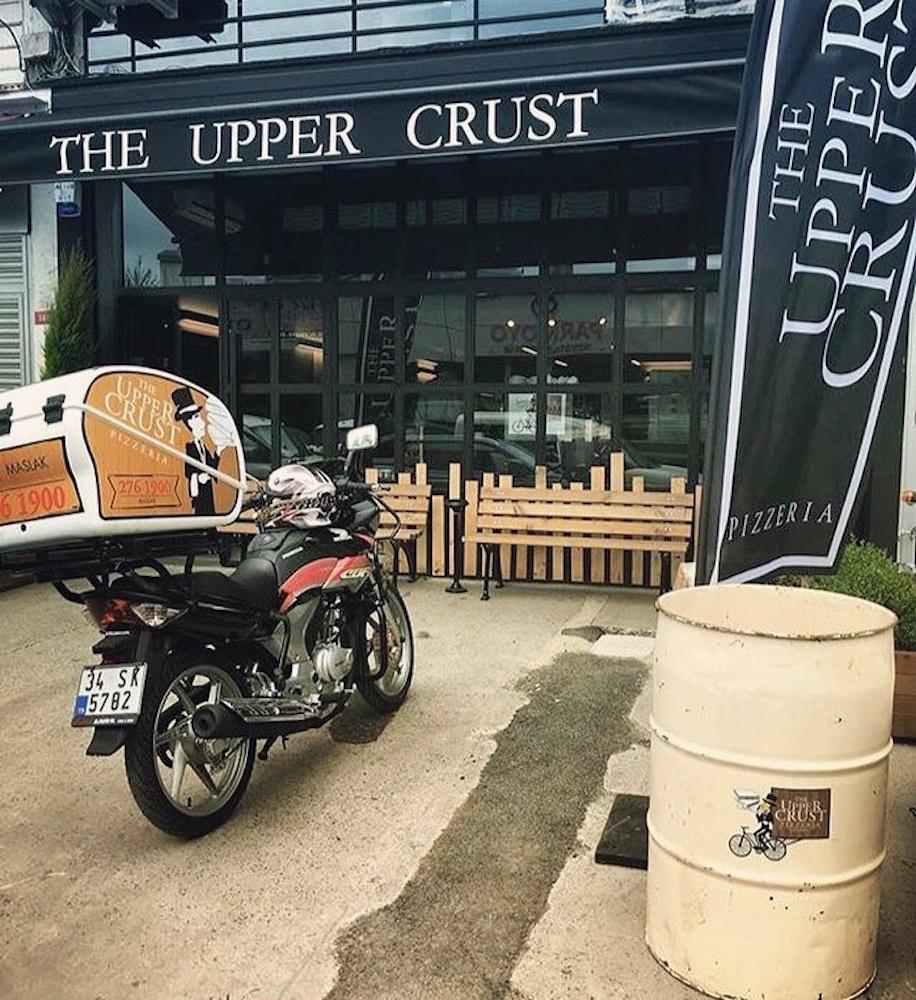 THE UPPER CRUST MASLAK