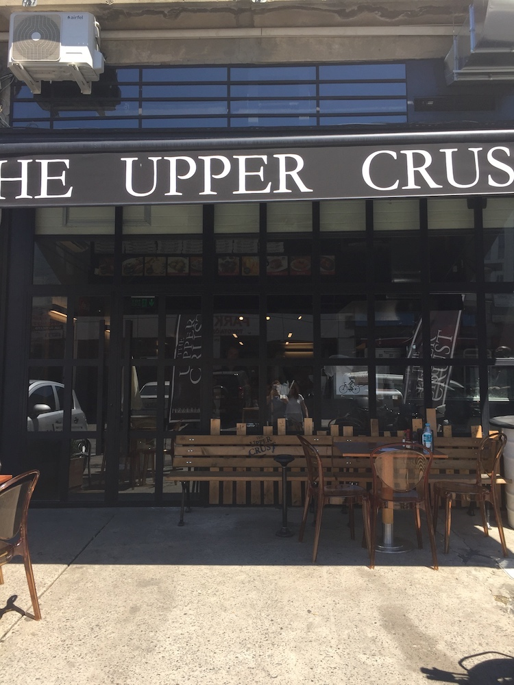 THE UPPER CRUST MASLAK